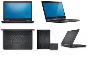 LAPTOP DELL LATITUDE E5540 (CORE I5 4200U, RAM 4GB, HDD 250GB, INTEL HD GRAPHICS 4400, 15.6 INCH)