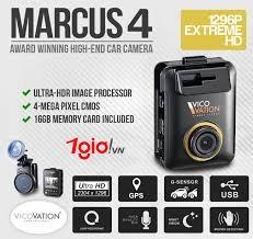 Camera Hành Trình Vico Marcus 4 Premium Pack