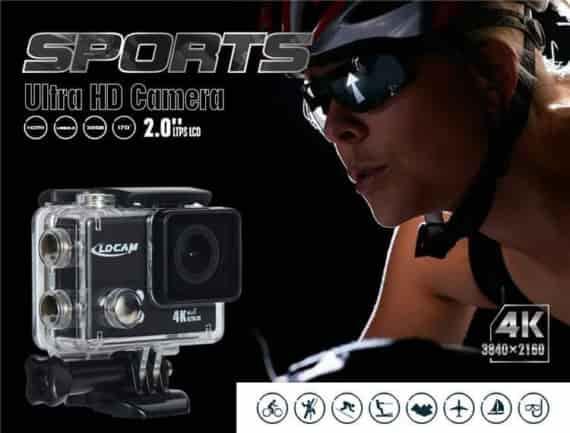 CAMERA HÀNH TRÌNH THỂ THAO SJ 4200 - Camera Da Nang