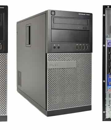 Dell Optiplex 790 (Core I5 - 2400, RAM 4G, HDD 250GB)