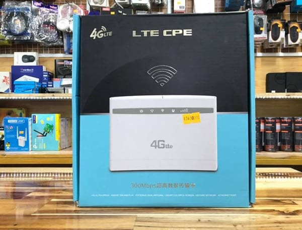 LTE CP101 wIFFI dA nANG