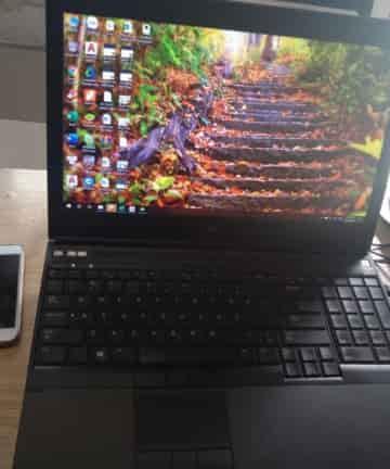 Dell Precision M4700, (8cpu), SSD 128gb + HDD500GB, K2000