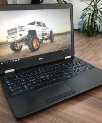 Laptop Dell Latitude E5570 cũ cấu hình mạnh, tính năng vượt ...