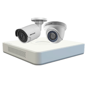 HIKVISION – BỘ 01 CAMERA TVI 2.0MP STARLIGHT FULL HD