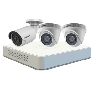 HIKVISION – BỘ 02 CAMERA TVI 2.0MP STARLIGHT FULL HD