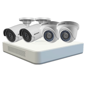 HIKVISION – BỘ 03 CAMERA TVI 2.0MP STARLIGHT FULL HD