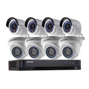 HIKVISION DS-7204HQHI-K1 2MP/3MP FULL HD, 4 KÊNH, H.265+