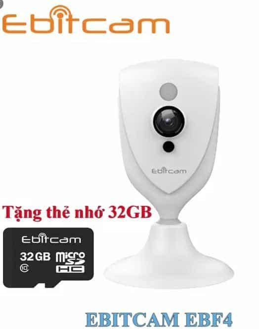 Camera IP Wifi 2MP EBITCAM EBF4