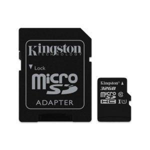 THẺ NHỚ MICROSD KINGSTON 16GB C10 CHÍNH HÃNG