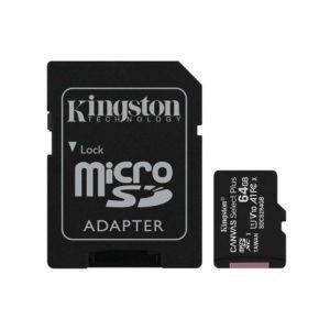 THẺ NHỚ MICROSD KINGSTON 32GB C10 CHÍNH HÃNG